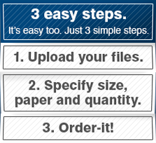 3 easy steps to order your plan prints
