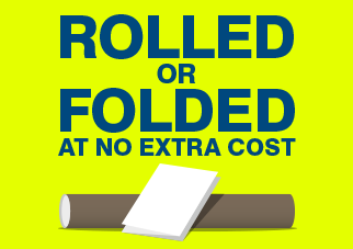 Rolled or Folded